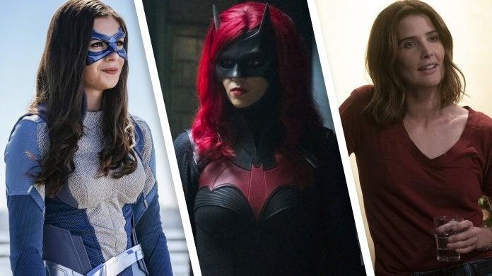 glaad 2019 lgbtq representation supergirl batwoman stumptown