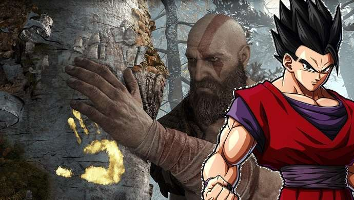 God Of War DBZ
