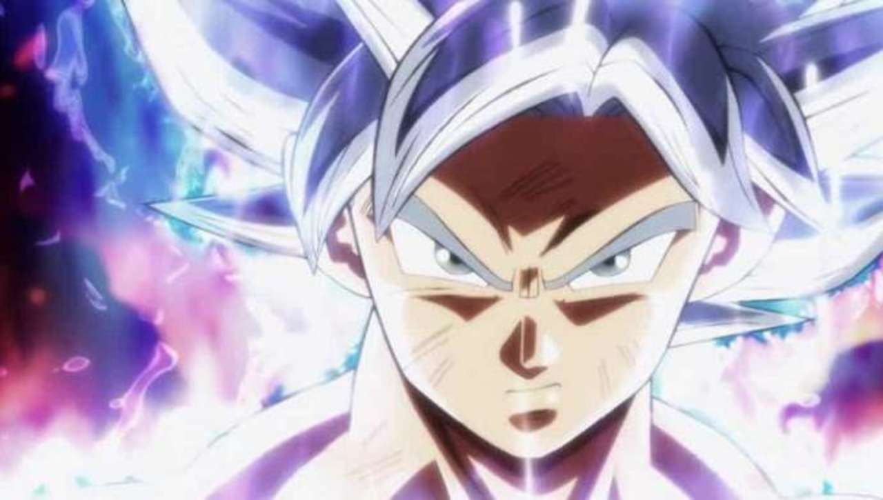 Ultra Instinct Goku Gets Pixel Art Makeover