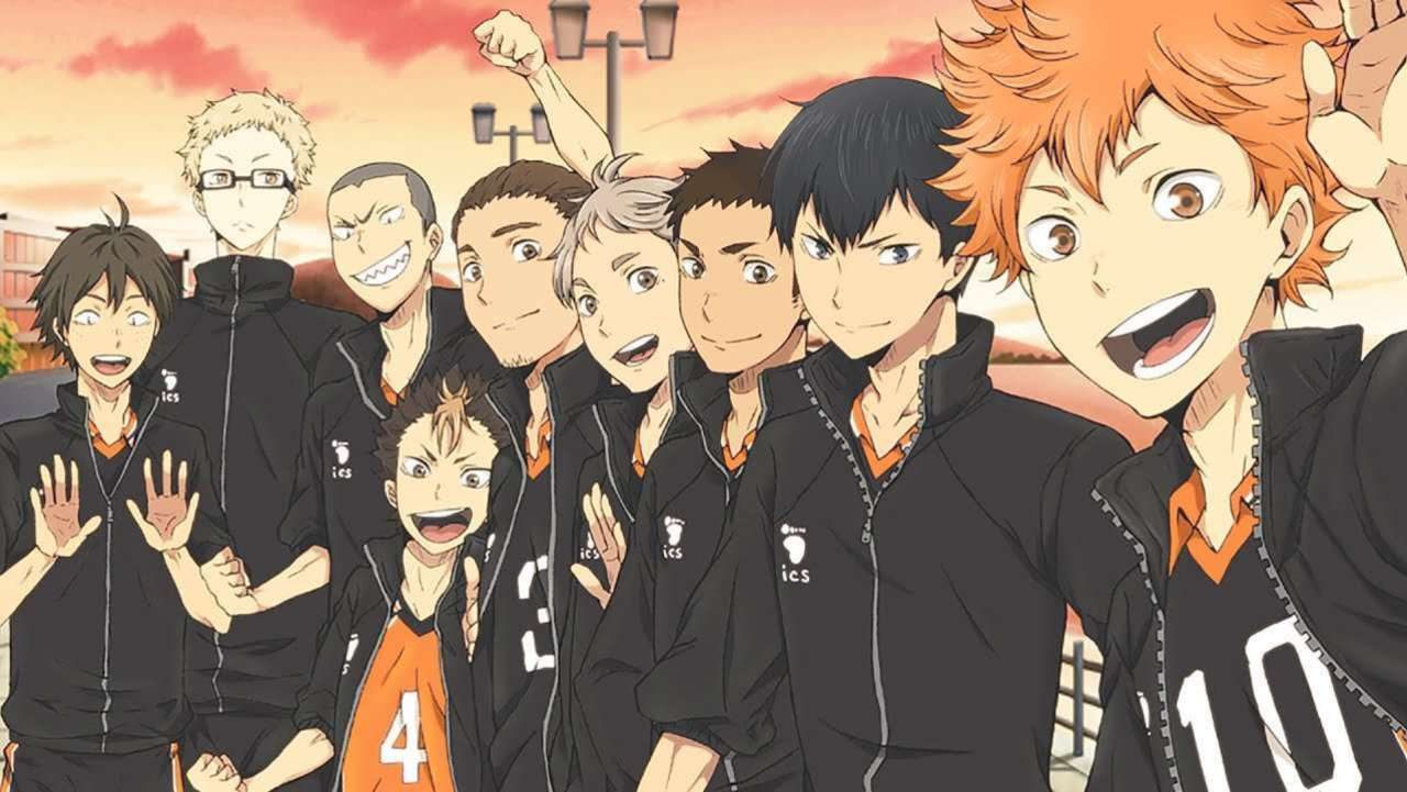 Haikyuu Reveals New Pro Volleyball Collaboration