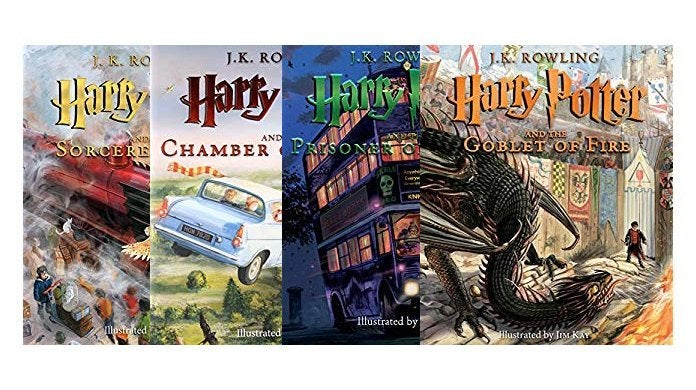 harry-potter-illustrated-books