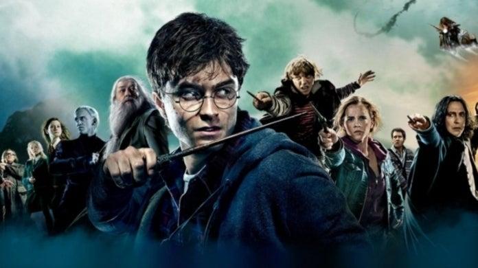 Harry Potter saga cast