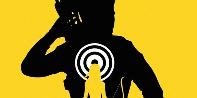 Hawkeye Fan Makes Ultimate Teaser Poster for Disney+ Series