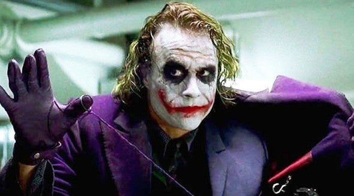 Heath Ledger Joker Laugh