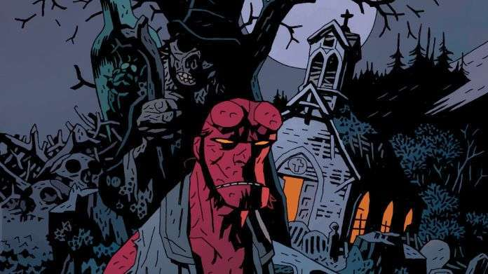 Hellboy Crooked Man Comic Sequel