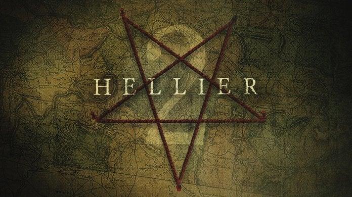hellier season two logo