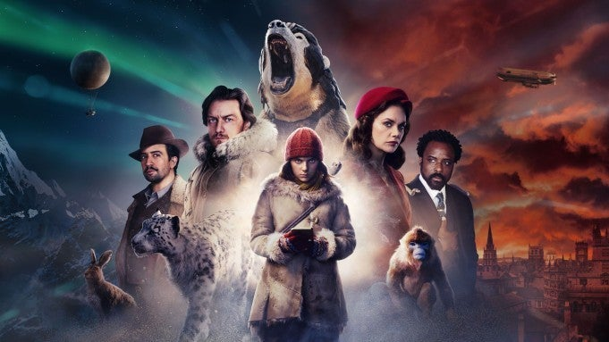 His Dark Materials Ratings Highest BBC One
