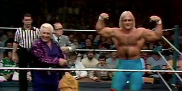 Watch: WWE Celebrates 40th Anniversary of Hulk Hogan's Debut - Comicbook.com