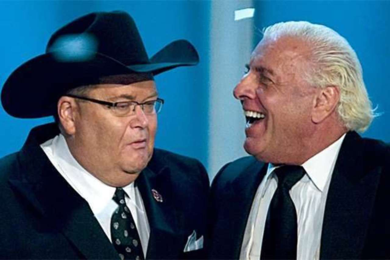 Jim Ross Reveals Wild Ric Flair Drinking Stories