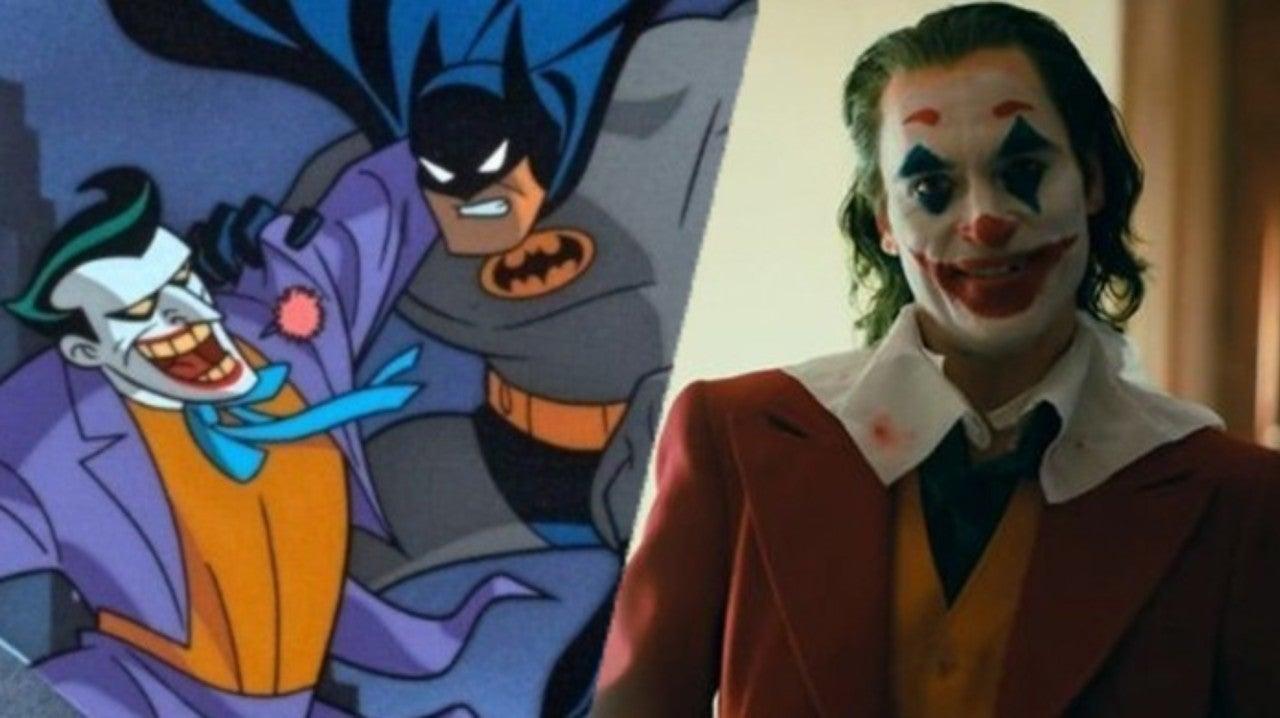 Joker Fanart Gives Joaquin Phoenix a Batman: The Animated Series Makeover