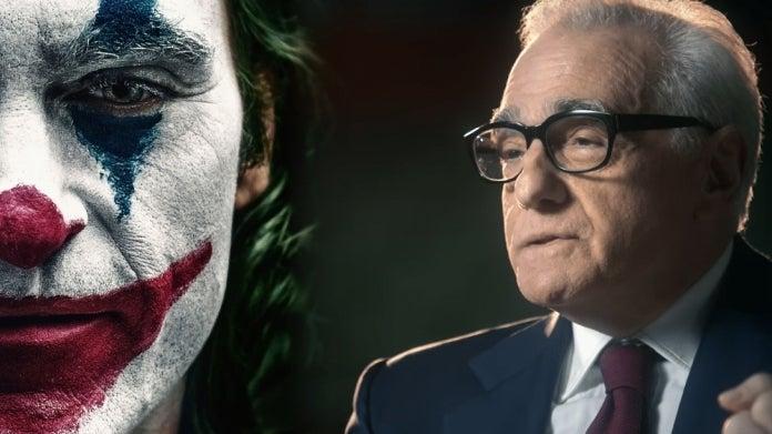 Joker Movie Martin Scorsese comicbookcom