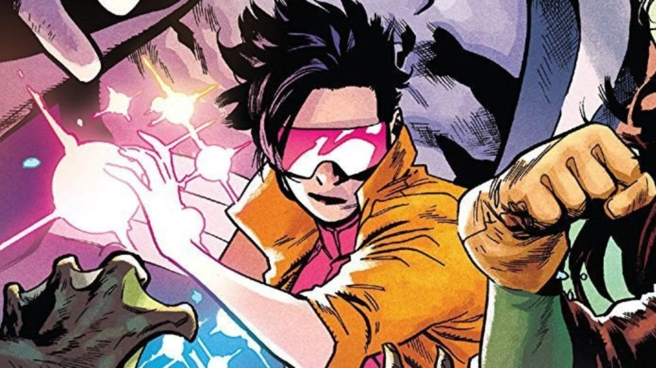 Marvel's X-Men Relaunch Reveals a Surprising Transformation for Jubilee's  Son