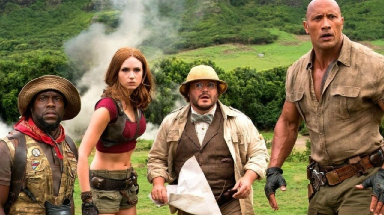 Jumanji: The Next Level Rotten Tomatoes Score Is Out