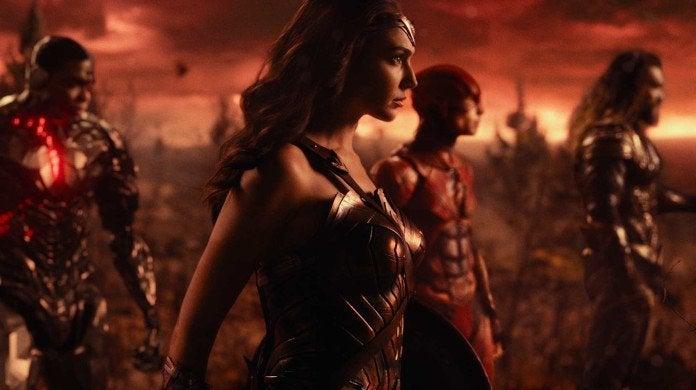 Justice League Movie Snyder Cut