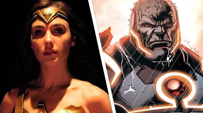 justice league snyder cut wonder woman darkseid