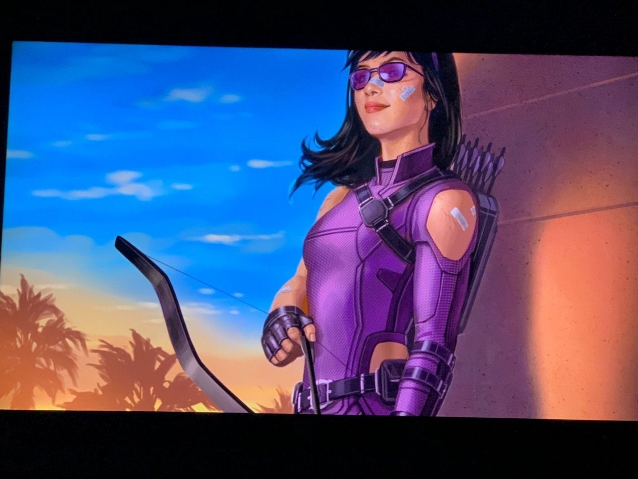 Hawkeye: Disney+ Unveils First Kate Bishop Concept Art