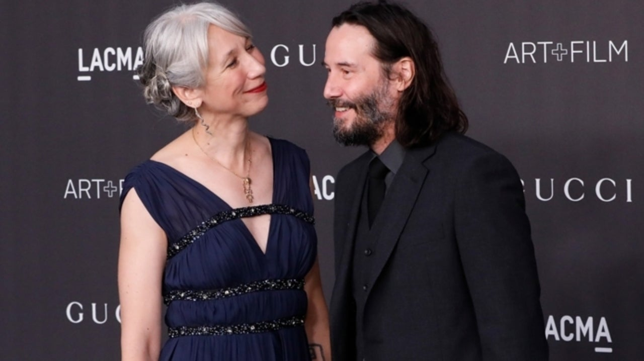 Keanu Reeves Fans Are Flipping Out to Learn He Has a New Girlfriend