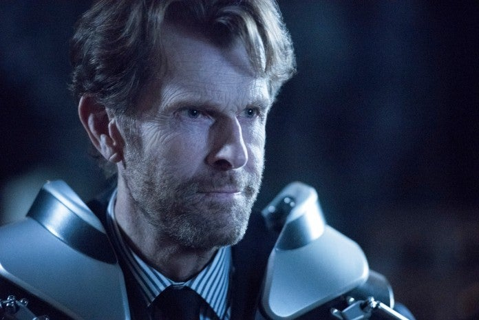 Kevin Conroy as Bruce Wayne Batman Kingdom Come in Arrowverse Crisis on Infinite Earths
