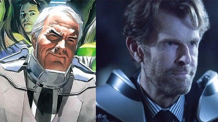 Kevin Conroy Batman Kingdom Come Arrowverse Crisis Intinite Earths