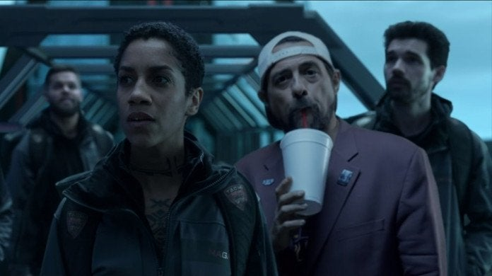 Kevin Smith The Expanse