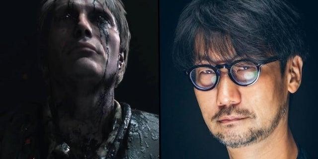 Death Stranding Creator Hideo Kojima Explains Why He Likes Making Weird Games