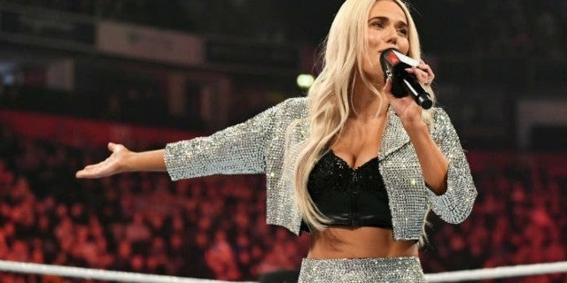 WWE Fans Can't Stop Laughing at Lana's Fake Pregnancy Announcement Segment on WWE Raw