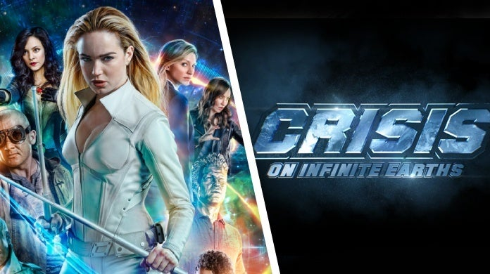 legends of tomorrow crisis on infinite earths
