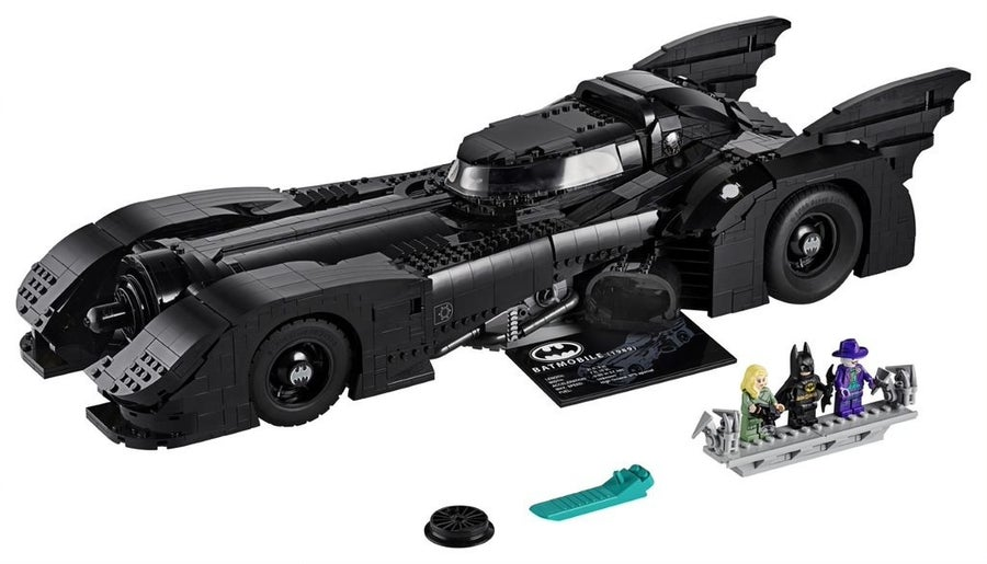 lego batmobile set