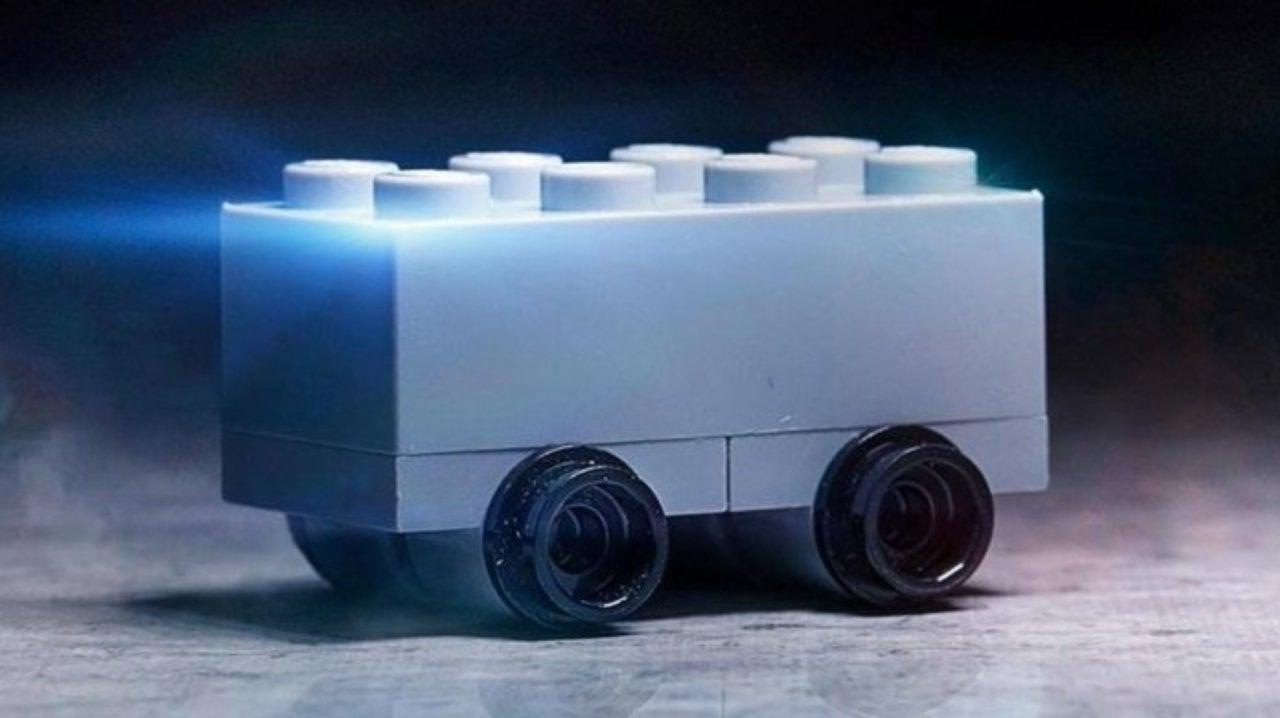LEGO Trolls Tesla's Over Cybertruck Reveal