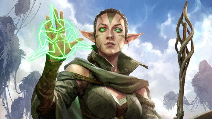 Magic the Gathering Oath of Nissa