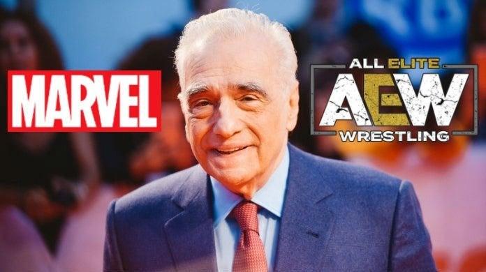 Martin-Scorsese-Marvel-MCU-AEW