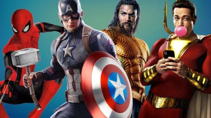 Marvel DC movies Black Friday 2019 comicbookcom