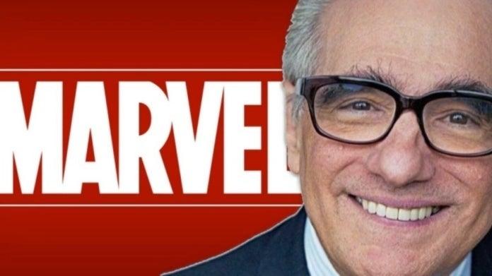 Marvel Martin Scorsese comicbookcom