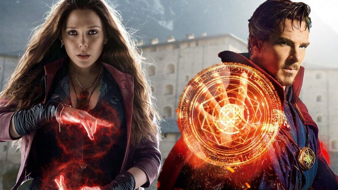 Doctor Strange Sequel Director Confirms He Wasn't Involved in Developing WandaVision