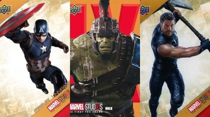 Marvel Studios Trading Cards