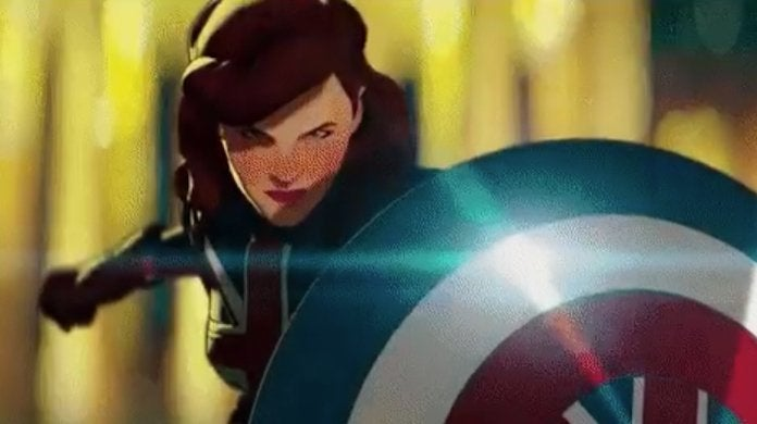 Marvel What If Preview Peggy Carter Captain America