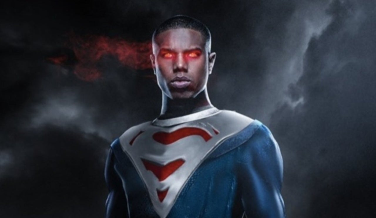 Michael B. Jordan Met With Warner Bros. About Playing Superman