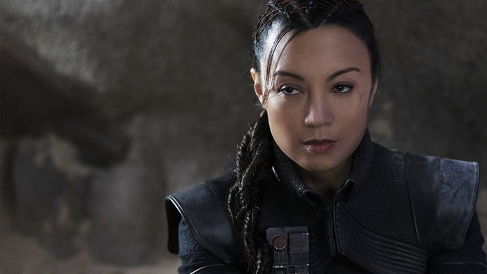 ming-na wen the mandalorian