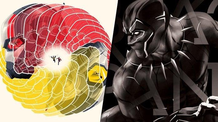 mondo ant-man black panther