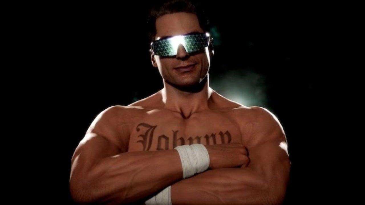 Joel McHale Cast as Johnny Cage in Mortal Kombat Legends Movie