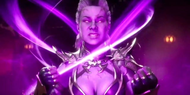 Mortal Kombat 11: Sindel's Second Fatality Is the Grossest Thing You'll See Today