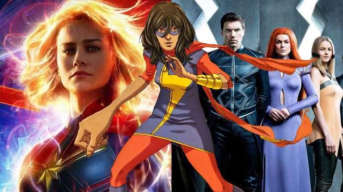 Ms Marvle Avengers Inhumans