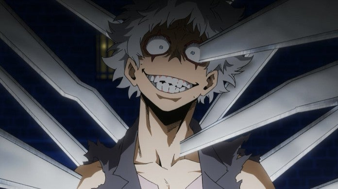 My Hero Academia Season 4 Episode 68 Quirk Booster