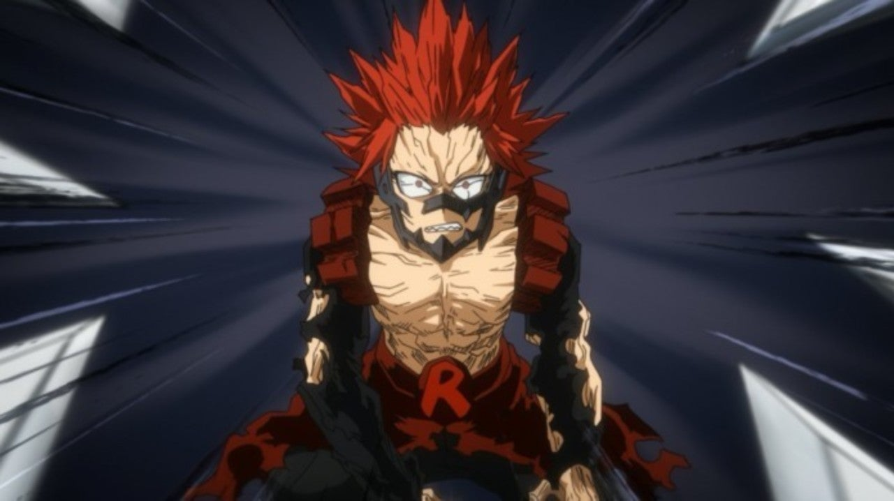 My Hero Academia Star Teases Kirishima S Major Turning Point In the second half of the episode they are back in paris and mine her bf from season 1 comes to see her perform without telling her. my hero academia star teases kirishima
