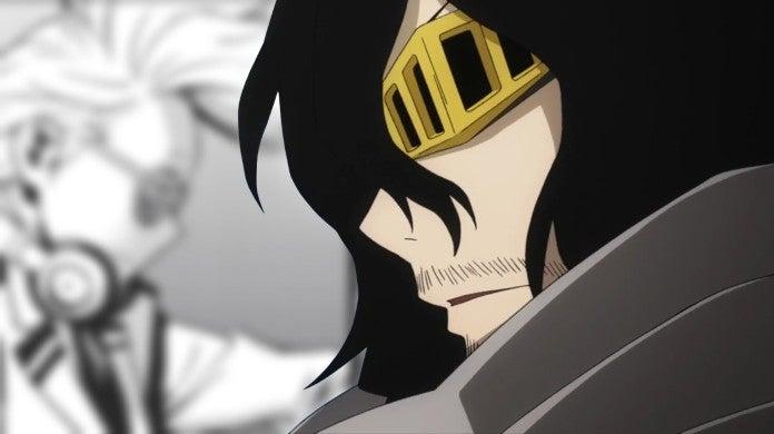 My Hero Academia Vigilantes Chapter 65 Aizawa Yamada