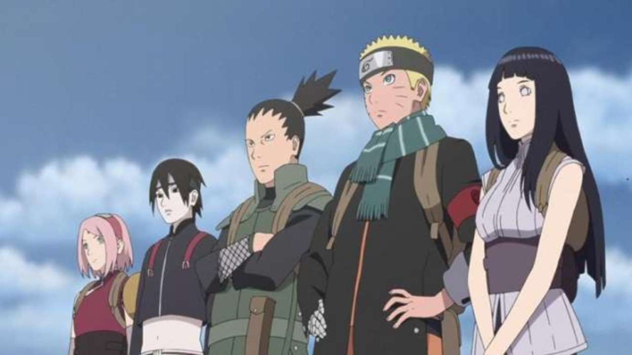 Naruto Fans Rally for a Young Adult Series