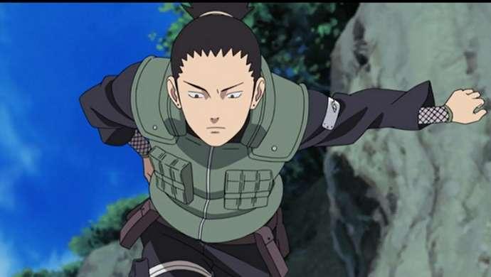 Naruto Shika