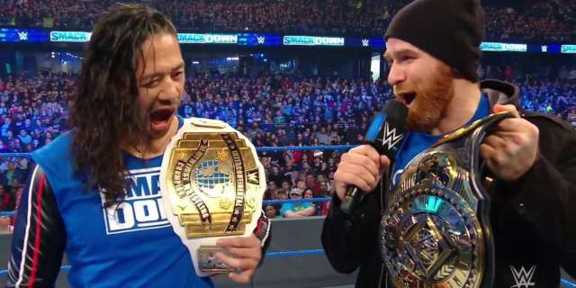 New WWE Intercontinental Title Belt Revealed During SmackDown, Fans React