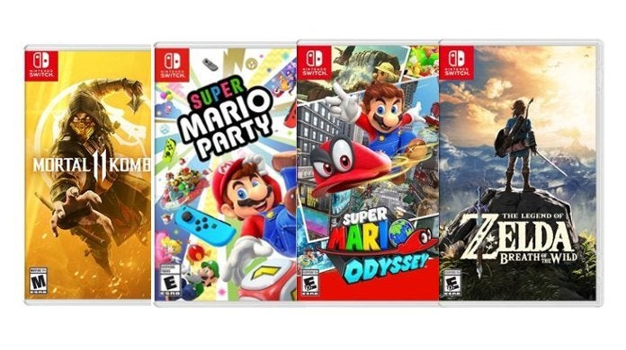 Black Friday 2019 The Best Deals On Nintendo Switch Games