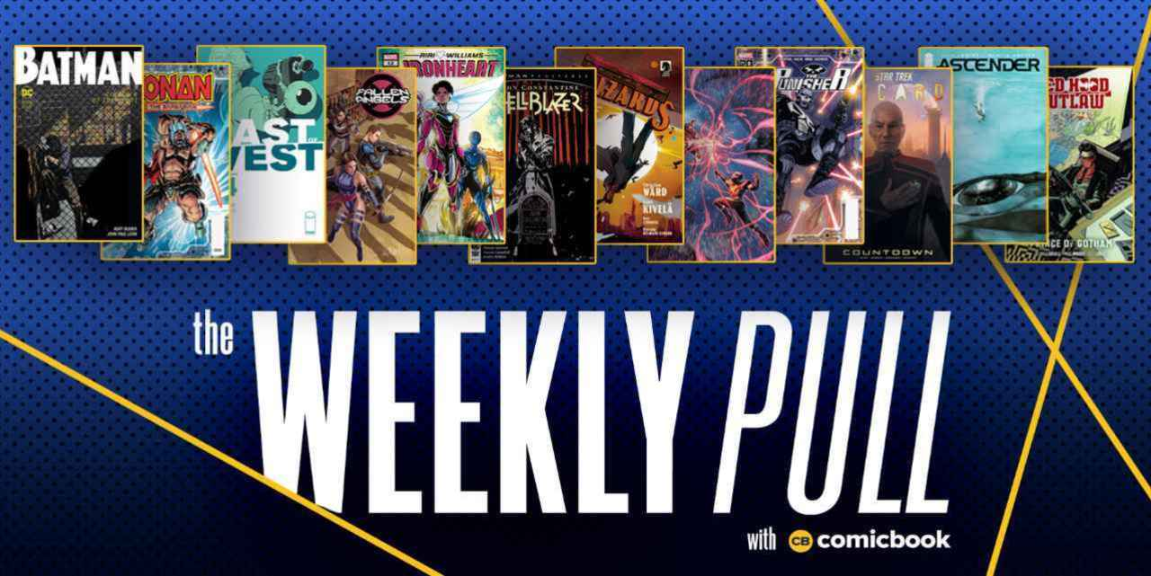 The Weekly Pull: Constantine, Punisher 2099, Star Trek: Picard, and More